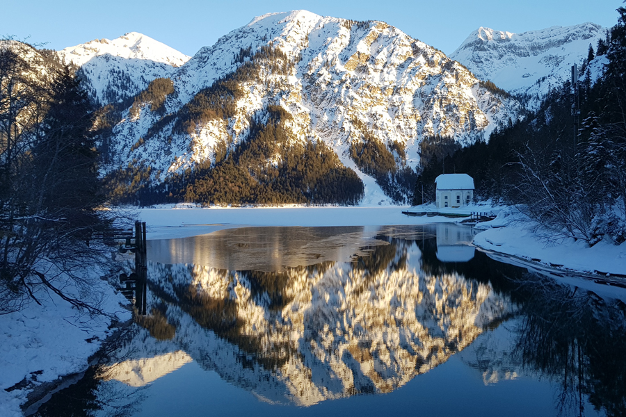 Plansee Seespitze